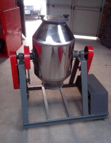 powder mixer machine - 30L powder blender - 360 degrees rotary dry powder mixer