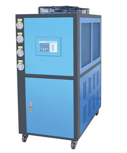 Industrial Cooling Units : Industrial water chiller cooling systems