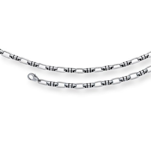 Joseph Tyler Stainless Steel Link Jewelry