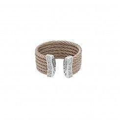 Montreaux Diamonds End Cuff Ring .03ct in diamonds rcgr606