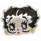 "Personality Jewlery Collection Sterling Silver ""Betty Boop"" Enamel Crystal Bead"
