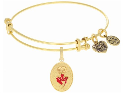 Angelica Betty Boop Expandable Bangle - Style No. GEL1259