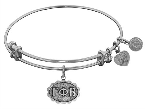 Angelica Jewelry collection Gamma Phi Beta Expandable Bangle - Style No. WGEL1230