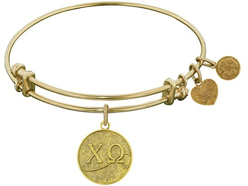 Angelica Jewelry collection Chi Omega Expandable Bangle - Style No. GEL1226