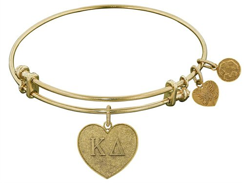 Angelica jewelry collection Kappa Delta Expandable Bangle Collection