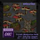 Forest Mushroom Pack CU
