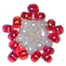 3/4inch wide Beaded Appliques