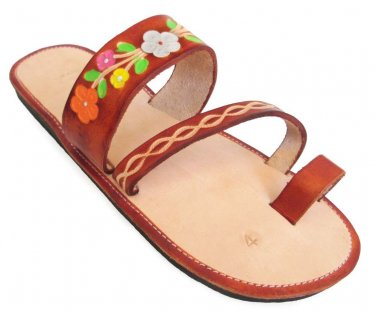 47a3ddbb37a3 Women Handmade Mexican Leather Sandal Huaraches size 7 to 10 SF09