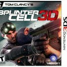 Tom Clancy's Spinter Cell: 3D