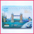 Tower Bridge (UK) - Paper craft 3D puzzle DIY model for edu student gift