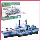 HMS NORFOLK FRIGATE - PAPER 3D puzzle DIY jigsaw model for Easter edu kid gift