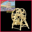 Wooden 3D puzzle-FERRIS WHEEL as DIY jigsaw Children educational Toy gift (WP05)