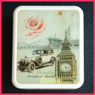 "Mini London Romantic Desktop Music Box / Tune Box play ""Castle in the Sky"" (MB01)"