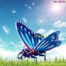PAPER 3D puzzle DIY jigsaw Mini COLORFUL BEAUTIFUL Butterfly (PC65)