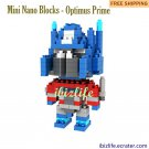 Optimus Prime: Diamond Blocks Mini Bricks Building Blocks DIY Education gifts - 170 pcs(BB03)