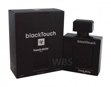 Black Touch Cologne By Franck Olivier For Men 3.3 Oz EDT Spray