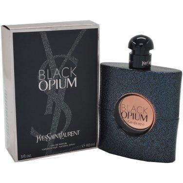 Opium Black Perfume For Women By YSL 3.0 Oz / 90 Ml Eau De Parfum Spray