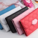 Leather Card Wallet Case For Samsung Galaxy Note 2 N7100
