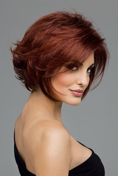 Angie Style Wig Included Wig Stand & Wig Cap Included Chocolate Cherry