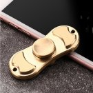 Rotating Fidget Hand ADHD Autism Fingertips Spinner Gold
