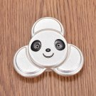 Animal Rotating Fidget Hand Spinner Silver