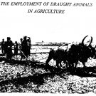 The Employment of Drought animals in Agriculture eBook