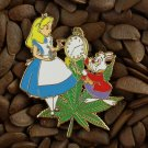 BHO Pins Wonderland Alice Weed Leaf Dab Dabbing 420 710 Pin