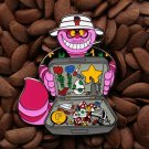 BHO Pins Fear And Loathing Cheshire Cat Pin Dab Dabbing 420 710