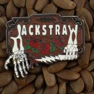 Grateful Dead Pins Jackstraw Lighting Bolt Pin