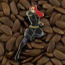Jessica Rabbit Pins Black Widow Pin