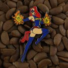 Jessica Rabbit Fantasy Pins Ms. Marvel Super Hero Pin