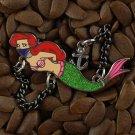 Mermaid Ariel Pins Mask Sexy Bondage Anchor Pin