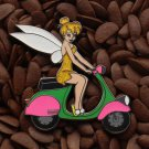 Tinkerbell Pins Angel Tinker Bell Fantasy Pin Motorcycle Scooter