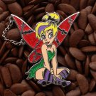 Tinkerbell Pins Tinker Bell Fantasy Pin Gothic Punk Chain Badge