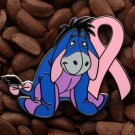 Pink Ribbon Pin Eeyore Pins