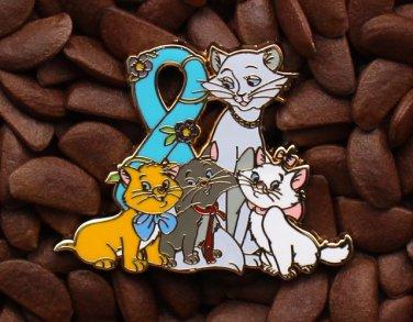 Blue Ribbon Pins The Aristocats Pin