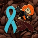 Blue Ribbon Pins Kim Possible Pin