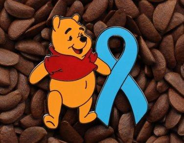 Blue Ribbon Pins Winnie The Pooh Pin