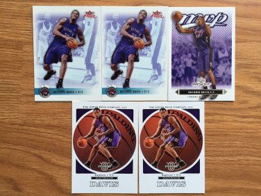 Toronto raptors Antonio Davis basketball cards lot - $4 Free Shipping