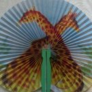 "Paper Fans, Decorative, Hand Held, Giraffes by ""Safari Breeze"""