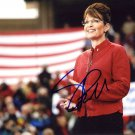 Gorgeous  SARAH PALIN  Signed Autograph 8x10  Picture Photo REPRINT