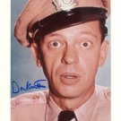 DON KNOTTS  Signed Autograph 8x10 inch. Picture Photo REPRINT