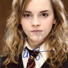 Gorgeous EMMA WATSON Signed Autograph 8x10 inch. Picture Photo REPRINT