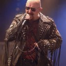 ROB HALFORD  OF JUDAS PRIEST Signed Autograph 8x10 inch. Picture Photo REPRINT