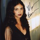 Gorgeous MORENA BACCARIN Signed Autograph 8x10 Picture Photo REPRINT