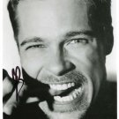 BRAD PITT  Signed Autograph 8x10 inch. Picture Photo REPRINT