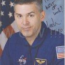 ORIGINAL  Astronaut LEE MORIN  8.5x11 Signed  Autographed LITHOGRAPH
