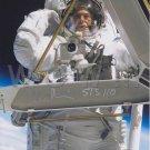 ORIGINAL  Astronaut  LEE MORIN  8x10 Signed  Autograph Photo