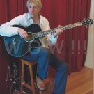 ORIGINAL  WILL LEE of ERIC JOHNSON Band 8x10 Signed  Autograph Photo