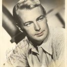 ALAN LADD  Signed Autograph 8x10 inch. Picture Photo REPRINT